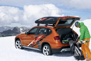 bmw x1 edition powder ride wallpaper