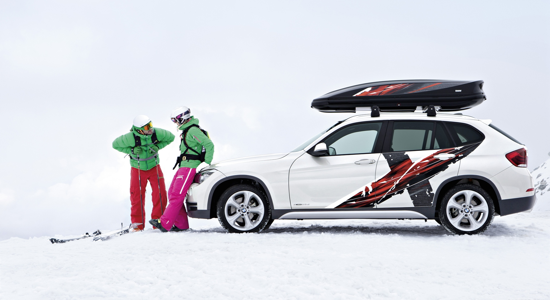 bmw x1 edition powder ride white