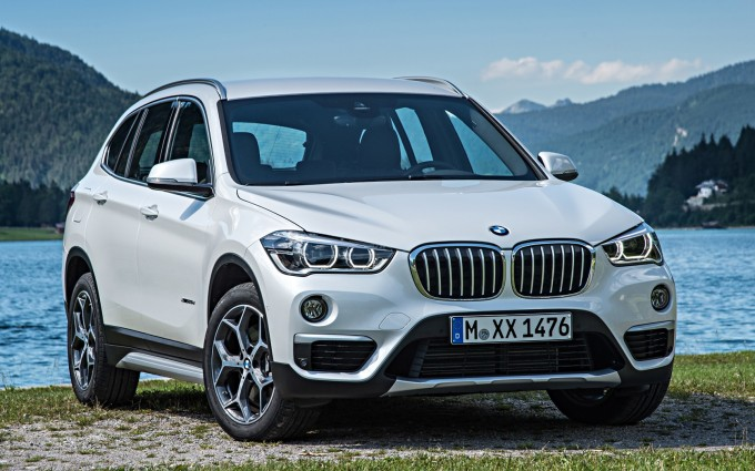 bmw x1 white desktop