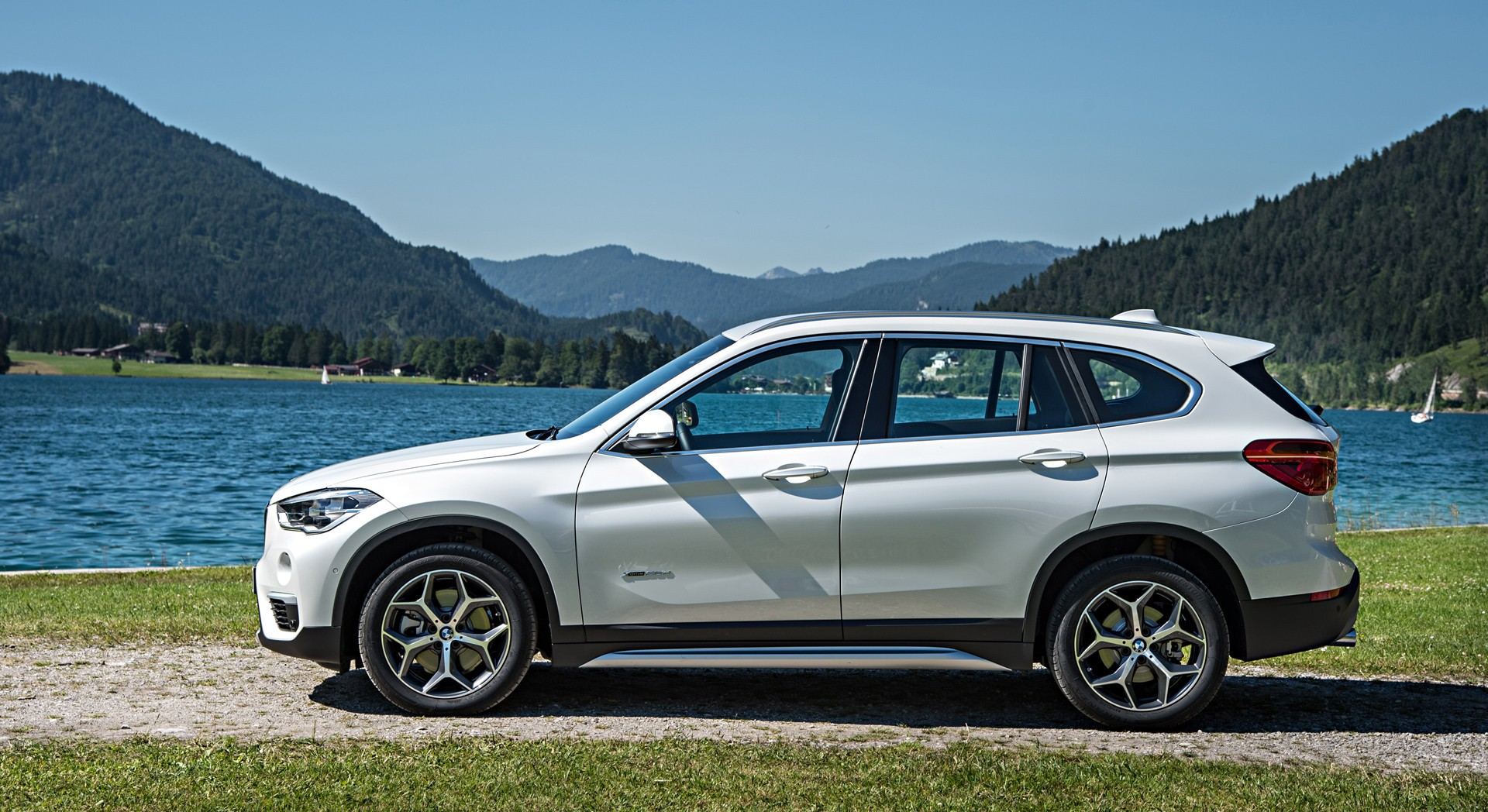 bmw x1 white great