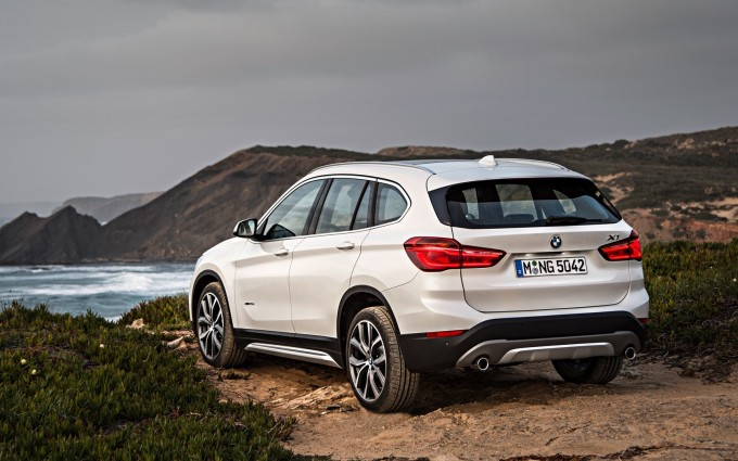 bmw x1 white hd