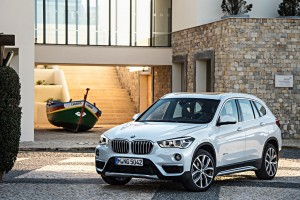 bmw x1 white home