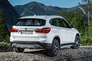 bmw x1 white launch