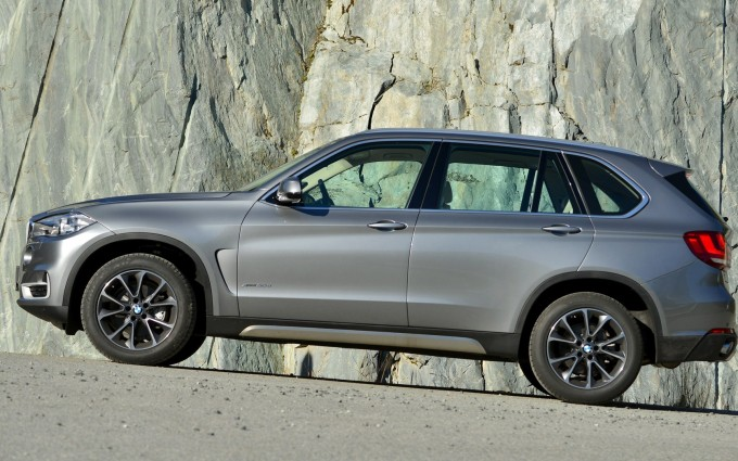 bmw x5 grey pictures