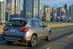bmw x5 grey roads