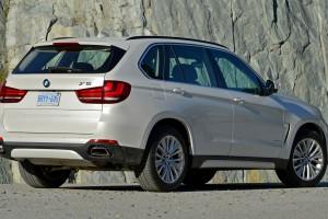 bmw x5 white rear hd
