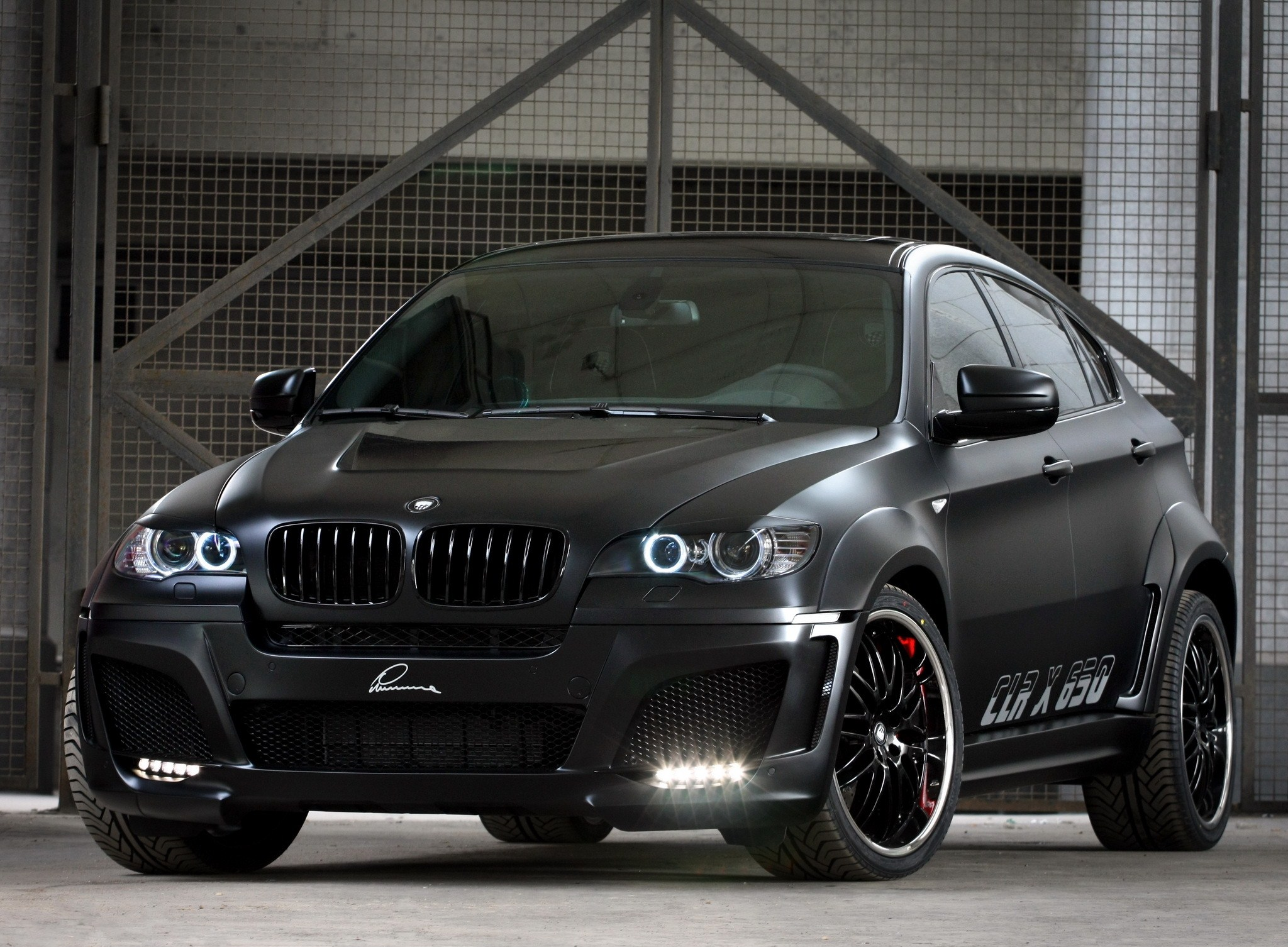 bmw x6 black hd