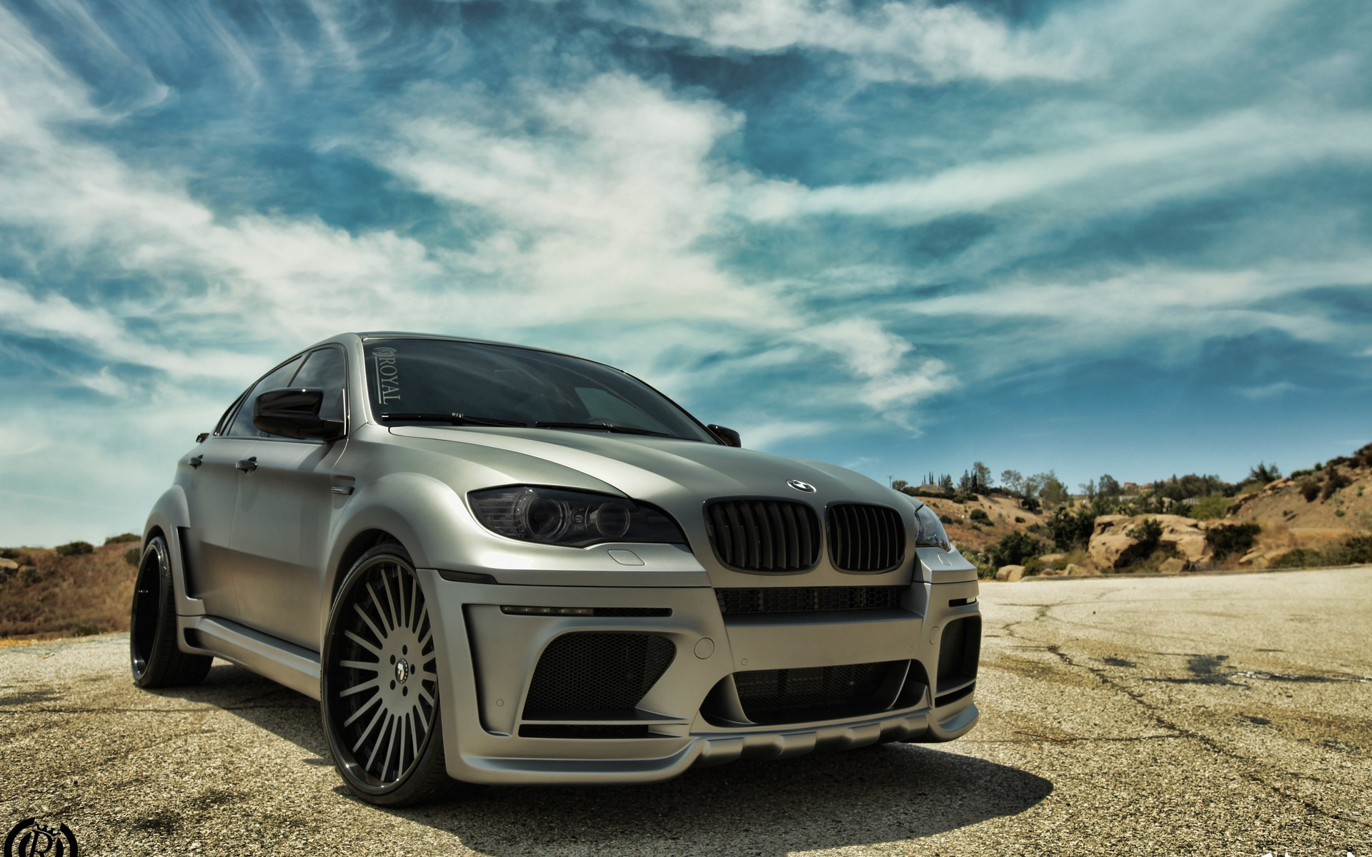 Bmw X6 Cool Car   Hd Desktop Wallpapers | 4k Hd