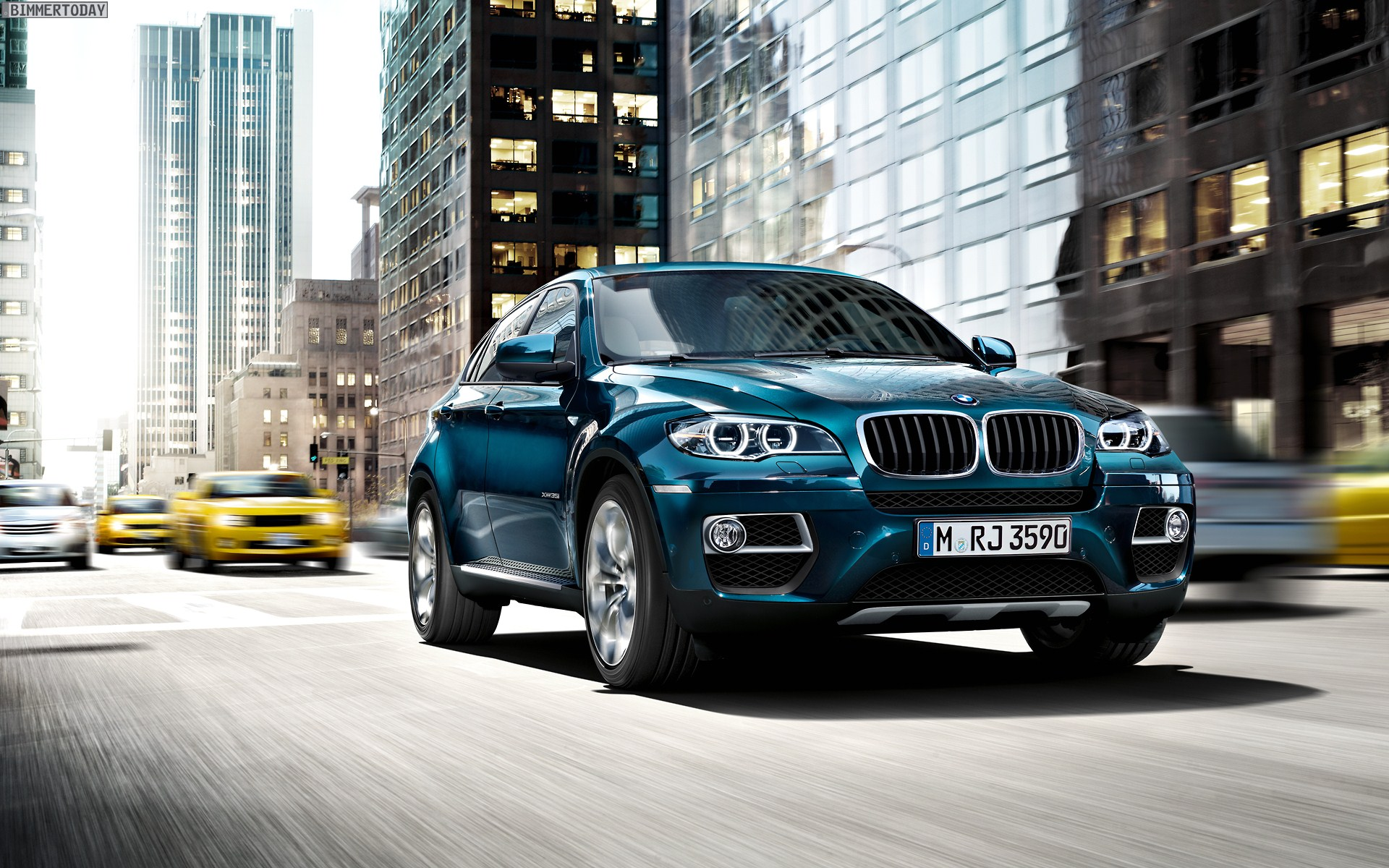 bmw x6 hd background