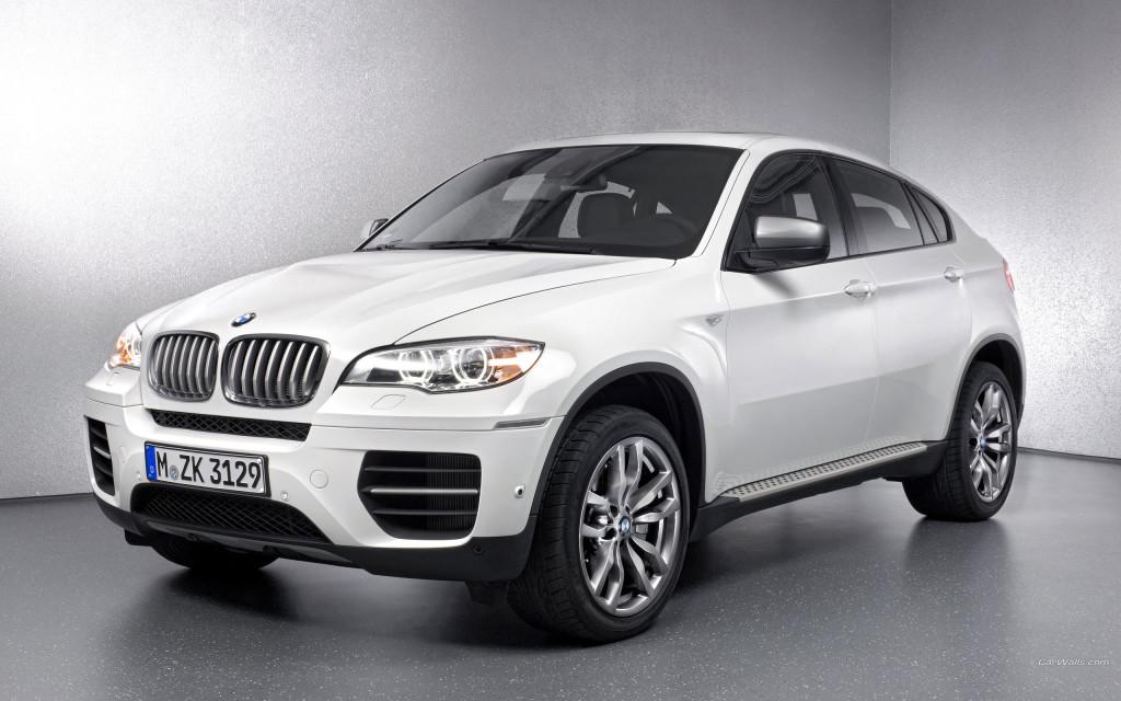 bmw x6 white