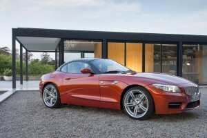 bmw z4 orange house