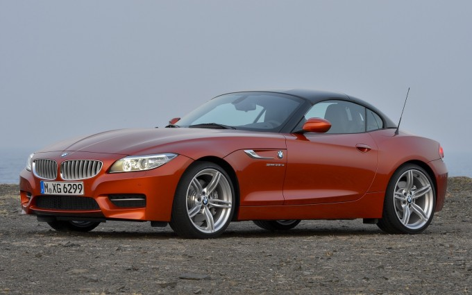 bmw z4 orange specification