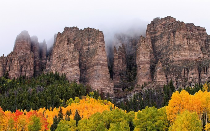 canyons autumn pictures