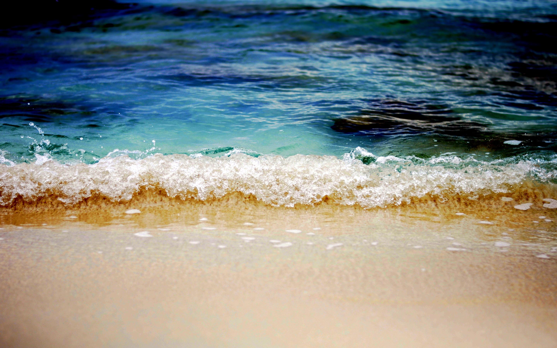 caribbean waves ocean