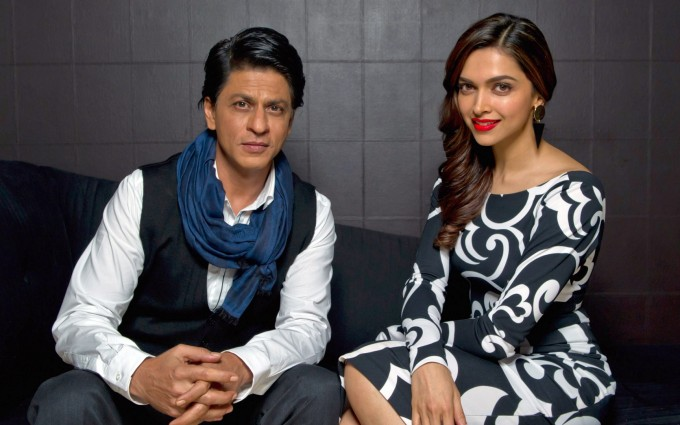 Deepika Padukone Shahrukh Khan Hd Desktop Wallpapers 4k Hd