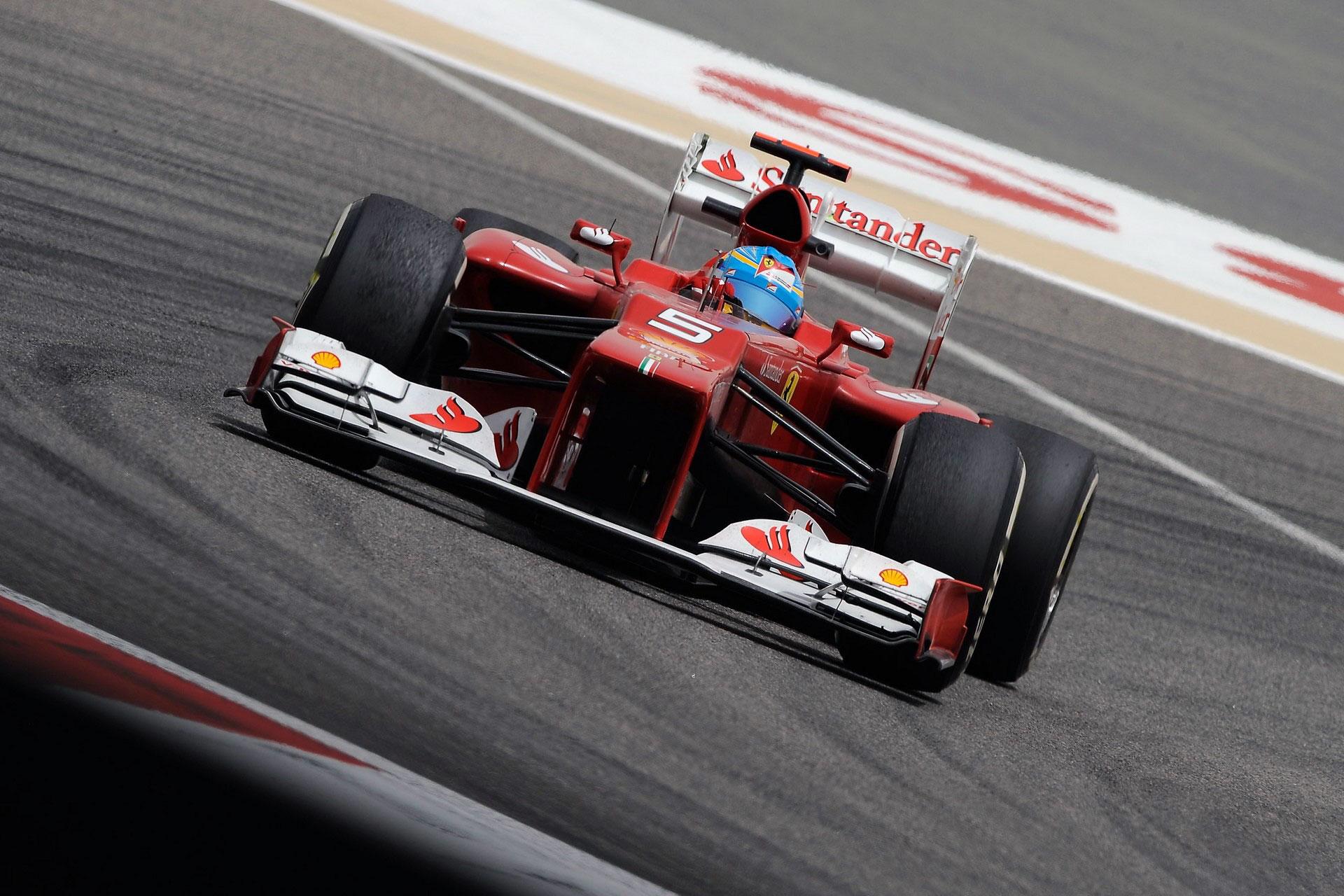 ferrari f1 championship