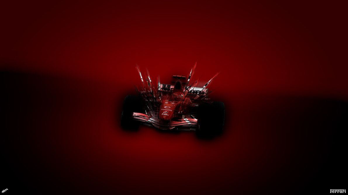 ferrari f1 elka wallpaper