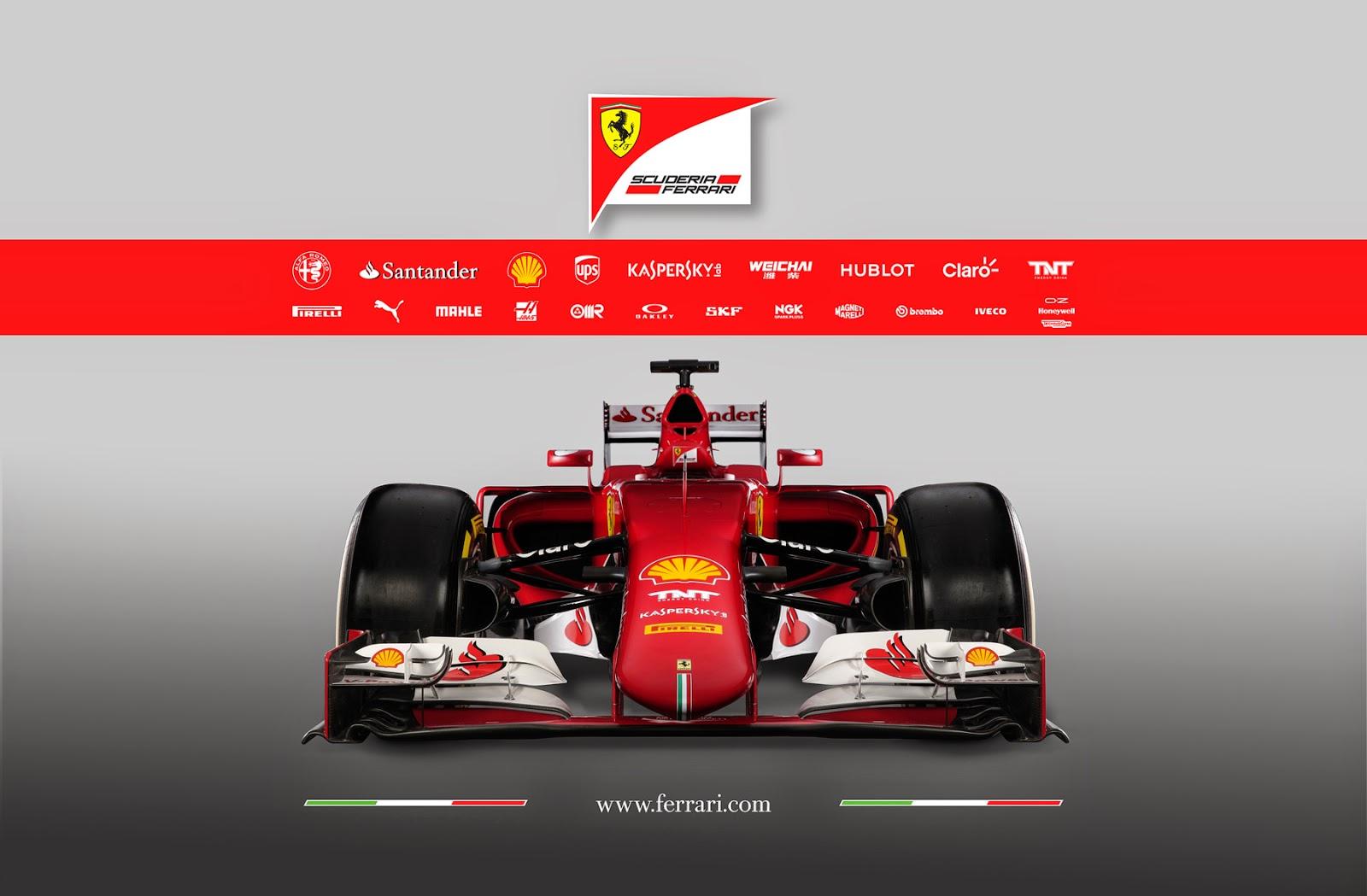 Scuderia ferrari f1 2017 wallpaper