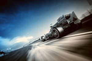 ferrari f1 race track wallpaper