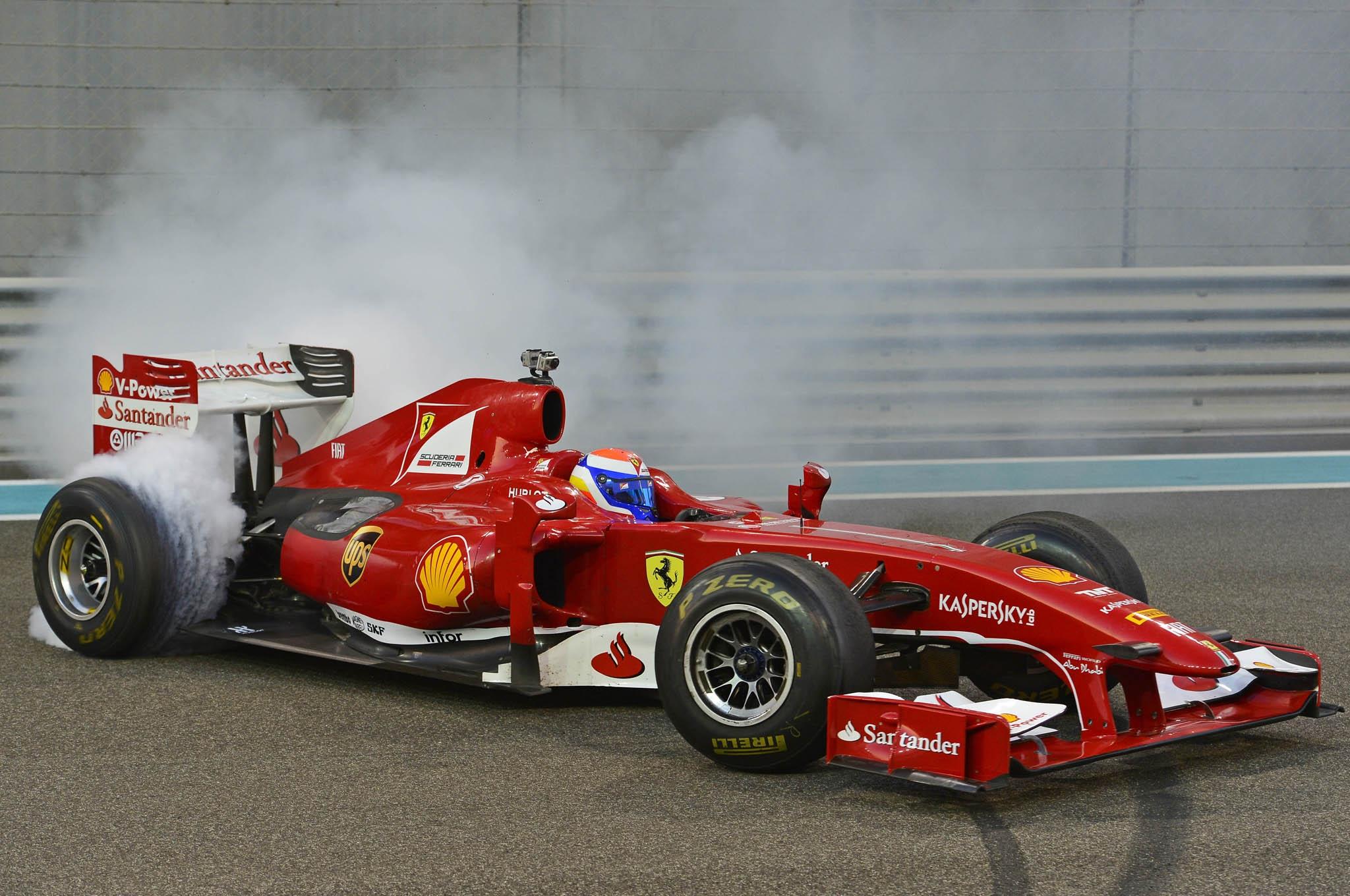 Ferrari F1 Sports Car Hd Desktop Wallpapers 4k Hd