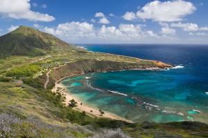 hanauma bay ohao hawaii