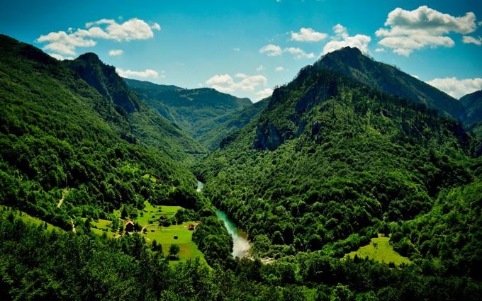 hd landscape wallpaper