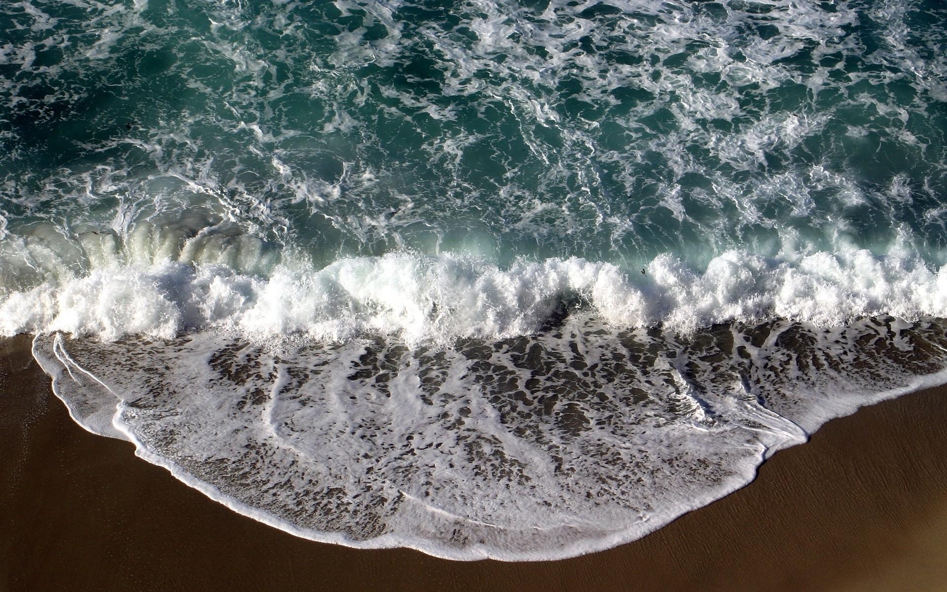 hd wave wallpaper