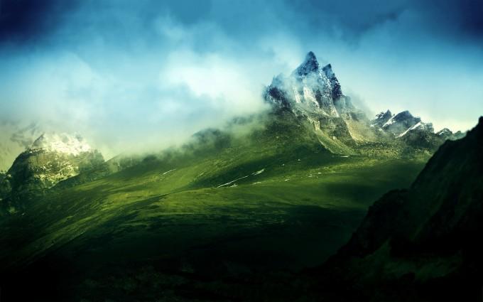himalaya mountains india
