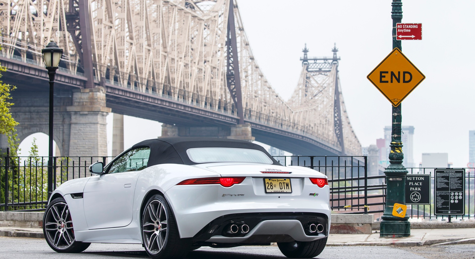 jaguar f type city