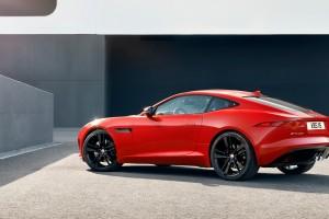 jaguar f type coupe images