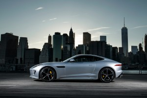 jaguar f type night