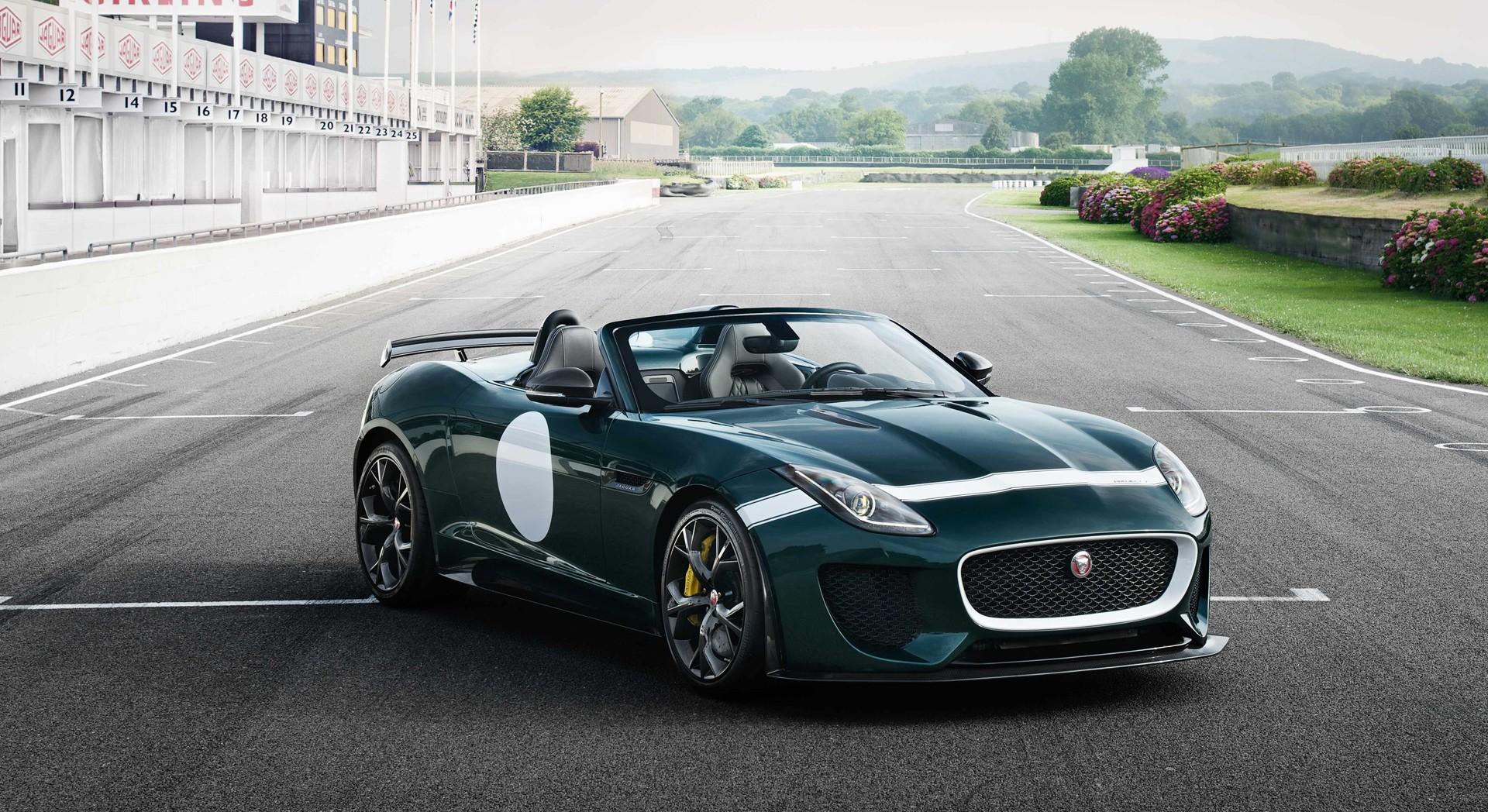 jaguar f type prototype cool