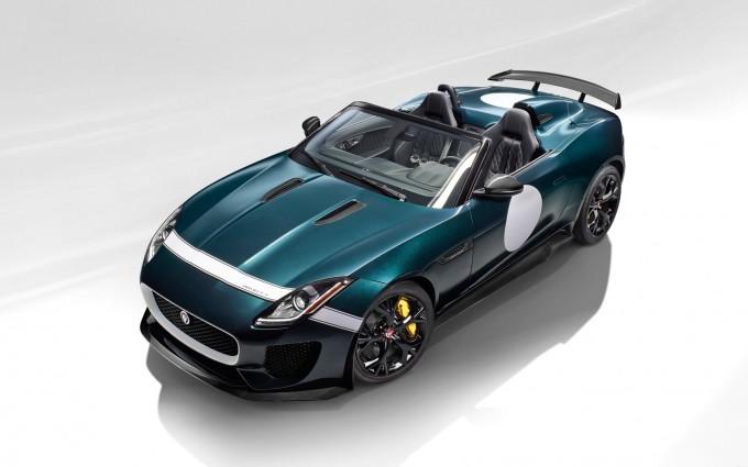 jaguar f type prototype sides