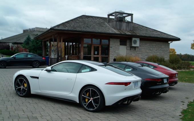 jaguar f type r cars