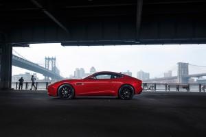 jaguar f type red cool