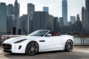 jaguar f type roadster