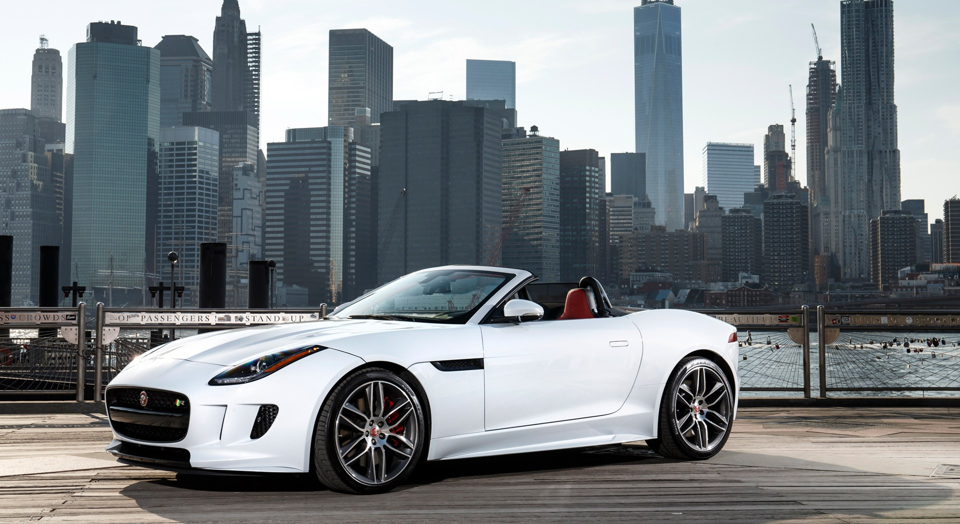 jaguar f type roadster