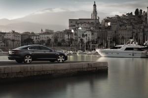 jaguar xf amazing car
