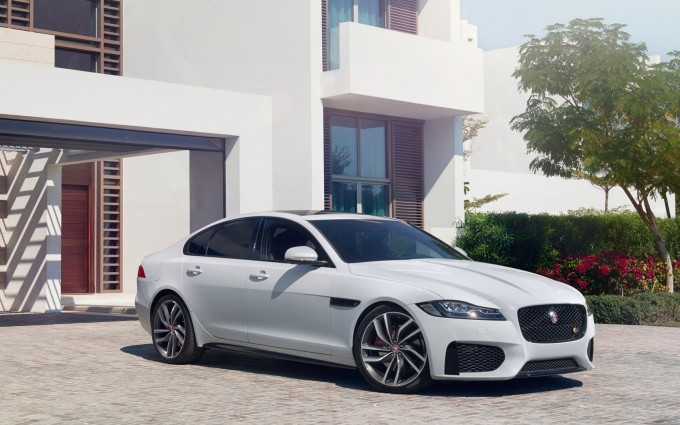 jaguar xf house