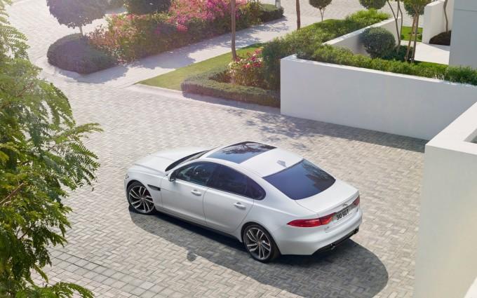 jaguar xf pic