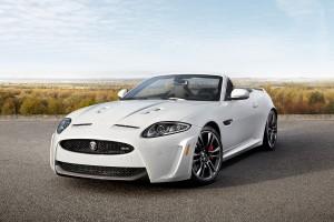 jaguar xkr white