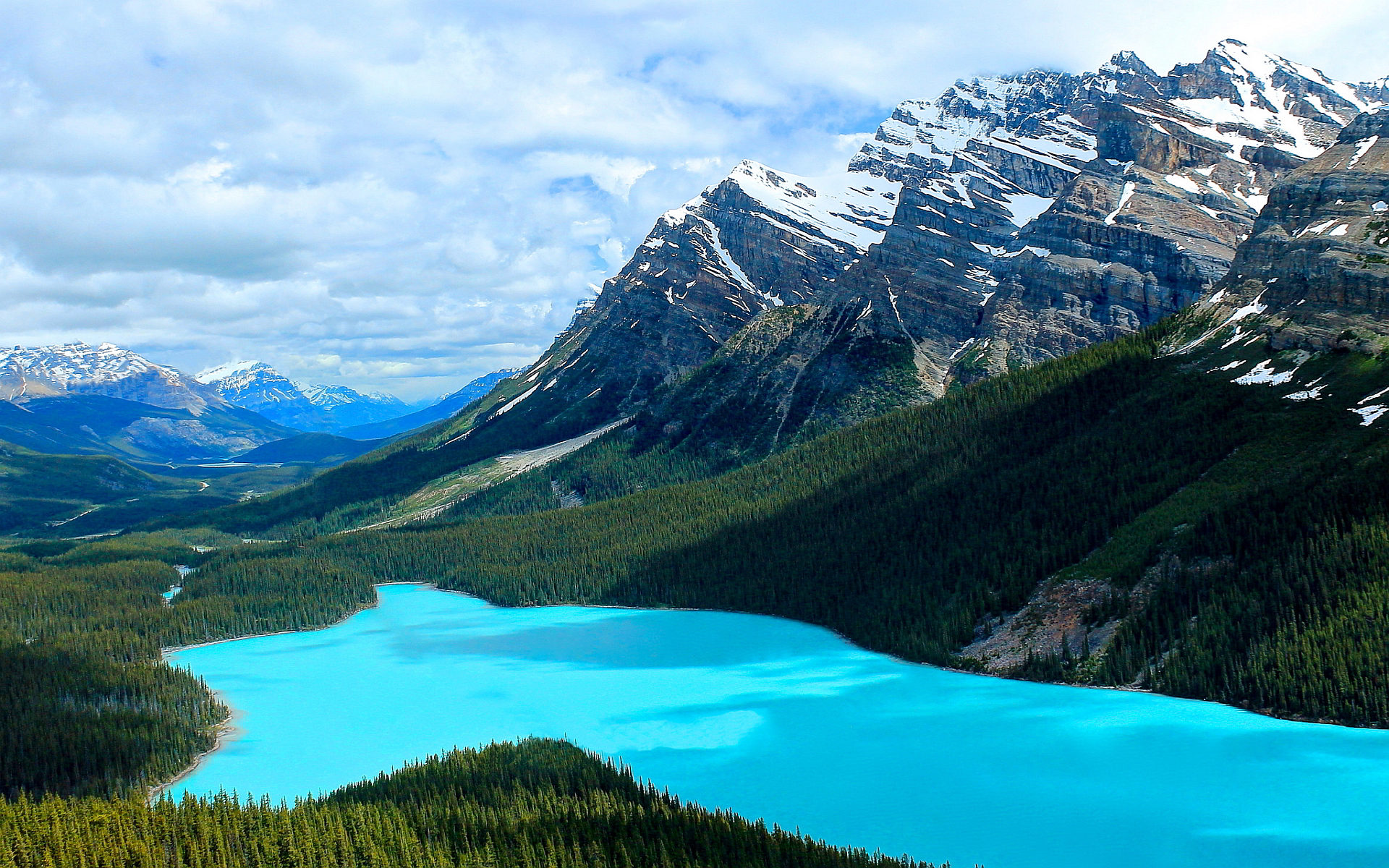 Lake wallpaper peyto canada hd desktop wallpapers 4k hd for Wallpaper canada