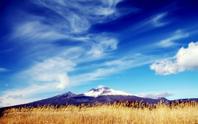 landscape beautiful nature