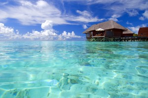 maldives resort images