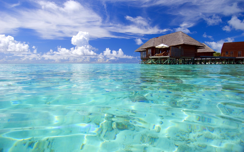 maldives resort images