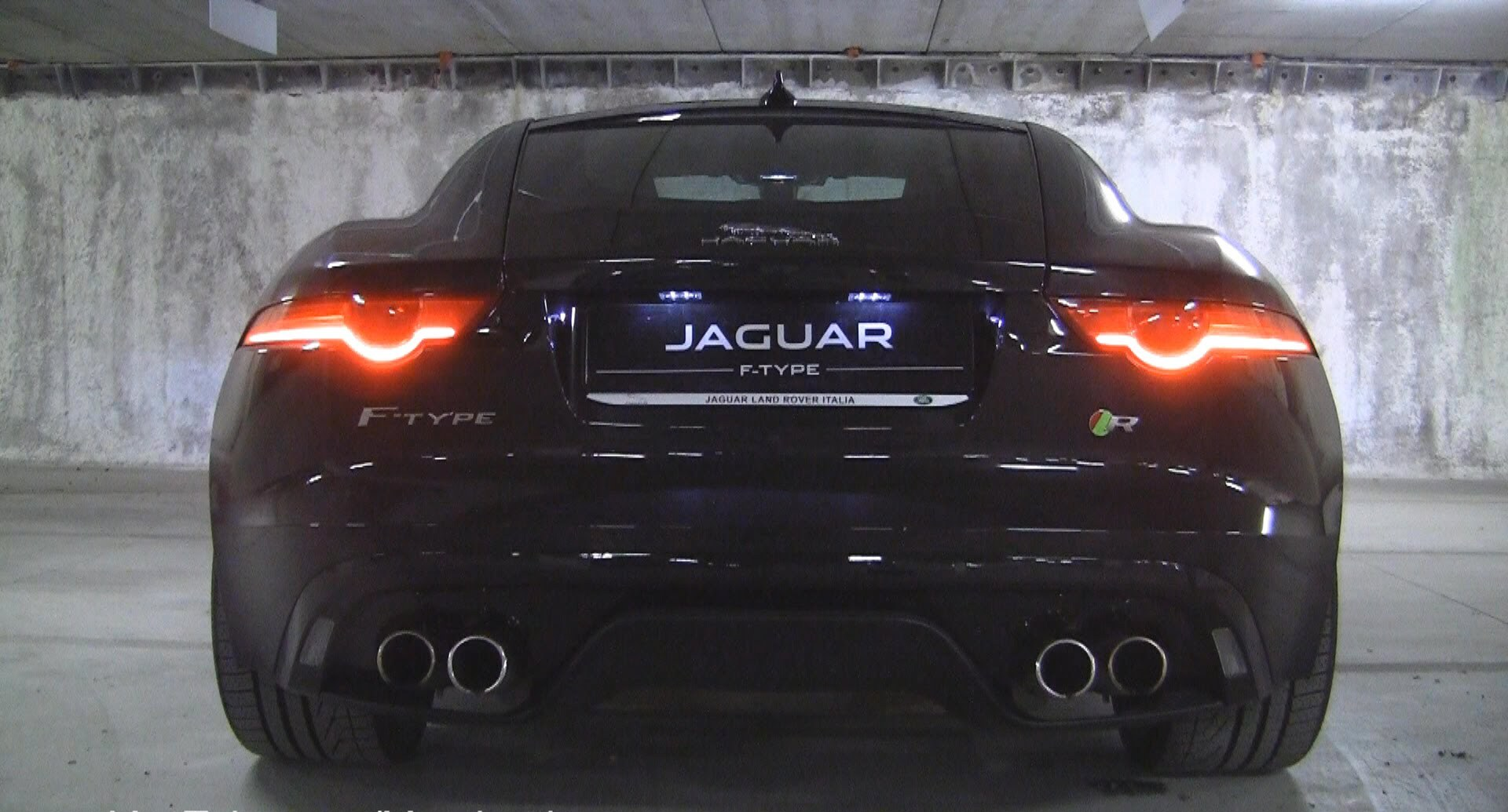 jaguar f type black