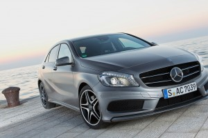 mercedes a class car wallpaper