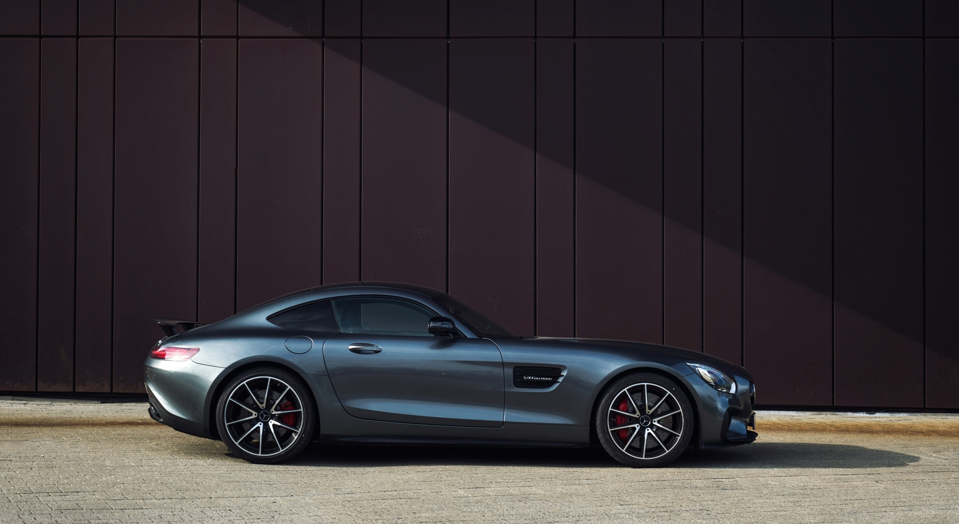 mercedes amg gt latest