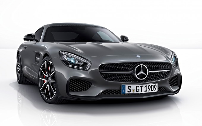 mercedes amg gt limited