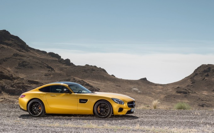 mercedes amg gt movie